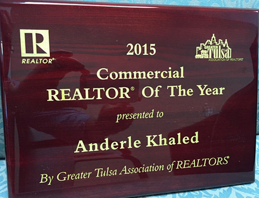 commercial realtor of the year